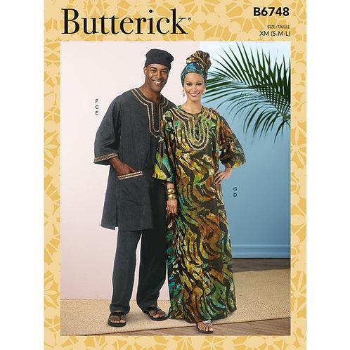 Butterick B6748 Tunika