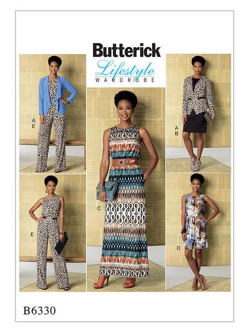 Butterick B6330 Wardrobe