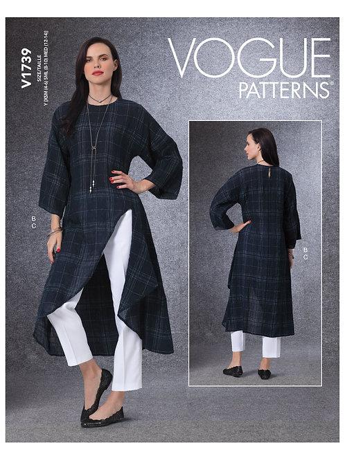 Vogue V1739 Kleid und Hose