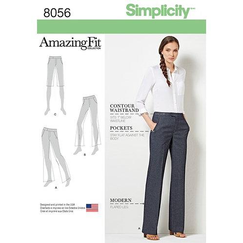 Simplicity 8056 Hose oder Shorts