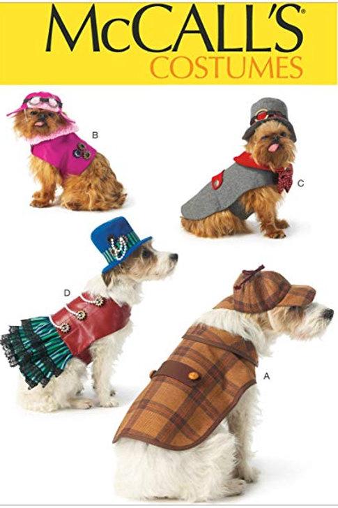 McCall`s M7004 Hundekleidung