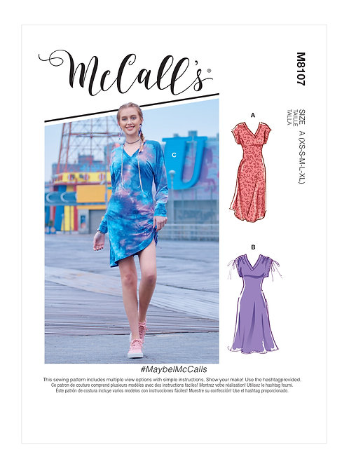 McCall's 8107 Kleid