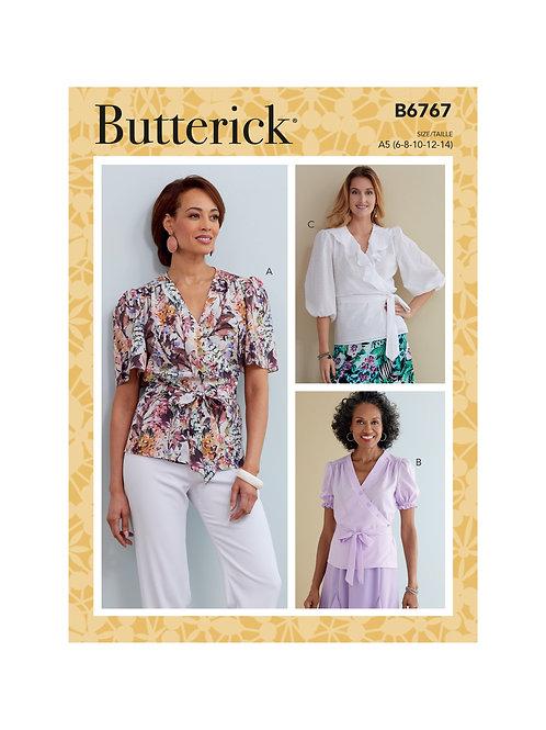 Butterick B6767 Bluse