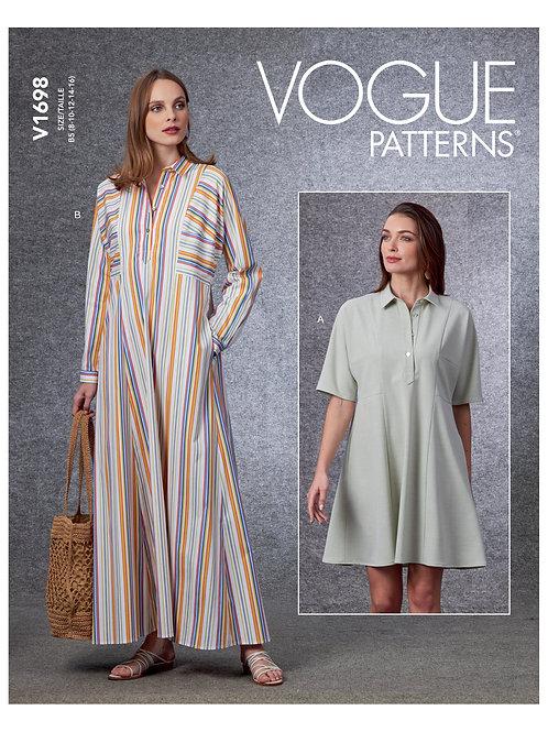 Vogue V1698 Kleid