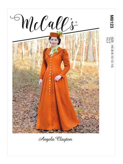 McCall's8123 Historischer Mantel