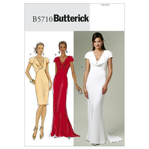 Butterick B5710 Abendkleid