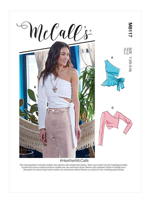 McCall's 8117 Top