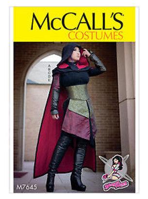 McCall`s M7645 Historische Kleidung