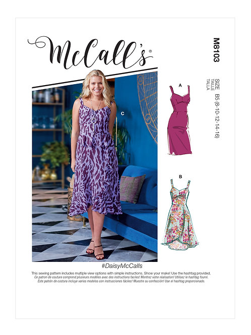 McCall's 8103 Kleid