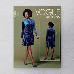 Vogue V1632 Kleid, Hose & Top