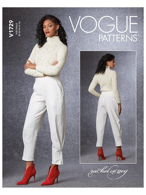 Vogue V1729 Designer-Hose