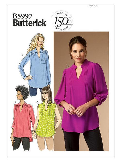 Butterick B5997 Top