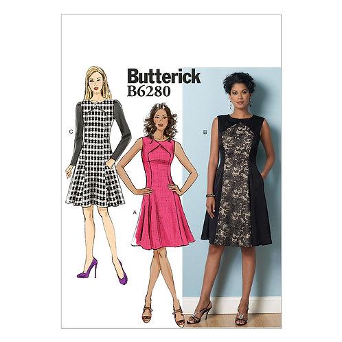 Butterick B6280 Sommerkleid