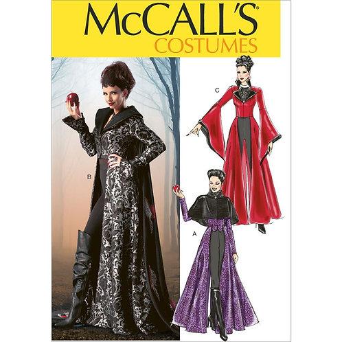 McCall`s M6818 Historisches Kleid