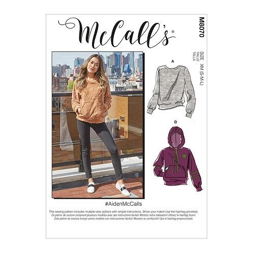 McCall`s M8070 Shirt