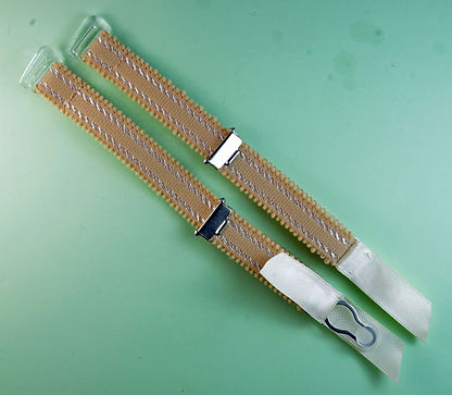 13mm mit Strumpfhalter-Clip zum Anhaken