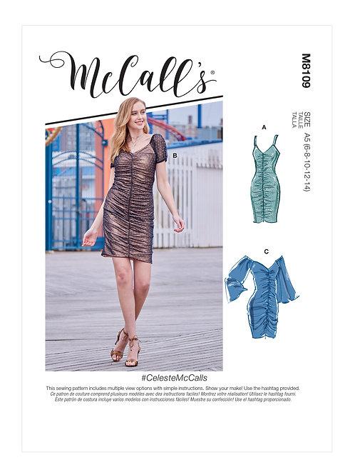 McCall's 8109 Kleid