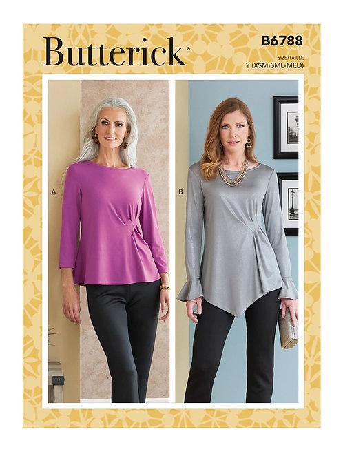 Butterick B6788  Bluse
