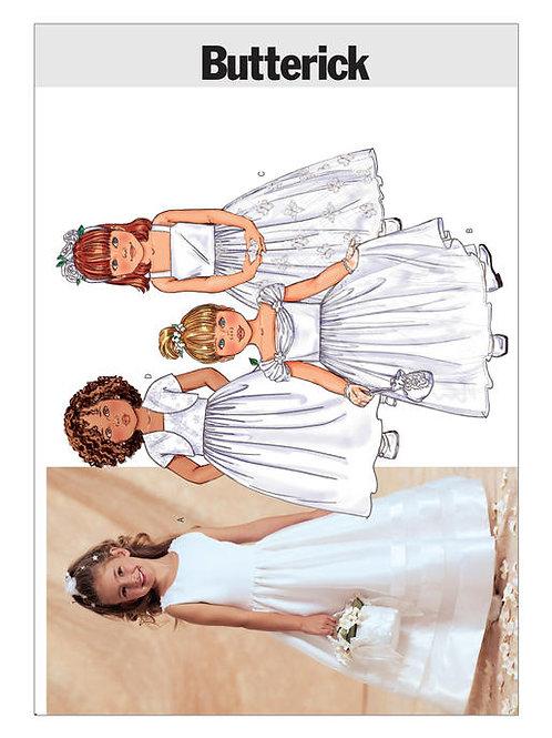 Butterick B3351 festliches Kleid
