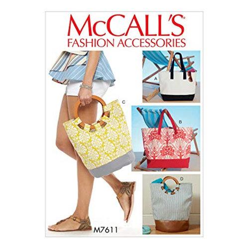 McCall`s M7611 Tasche
