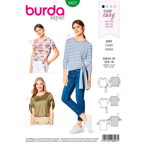 Burda 6427 Sommershirt