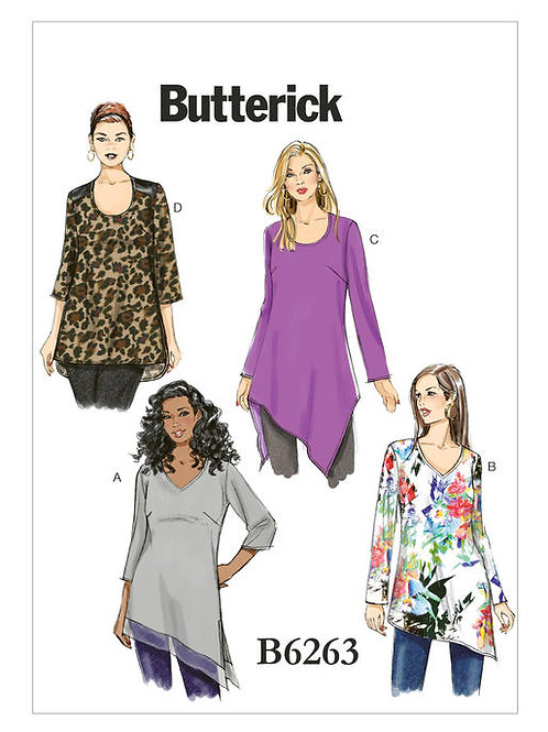 Butterick B6263 Tunika