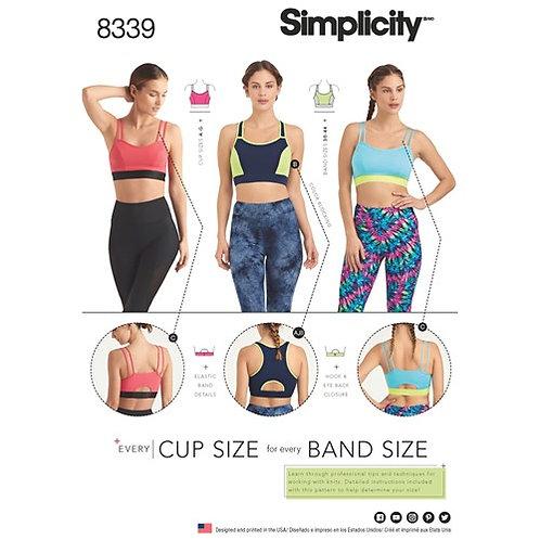 Simplicity 8339 Sport - BH