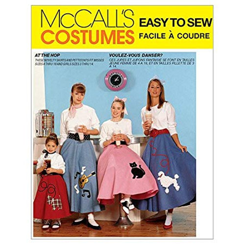 McCall`s M6101 Tellerrock