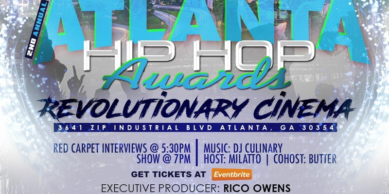 2nd Annual ATLANTA HIP HOP AWARDS
