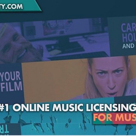 Online Music Licensing Sync Community for Music Creators