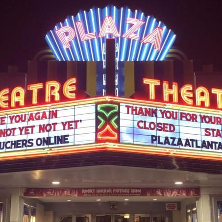 Help The Plaza Theatre Survive COVID-19