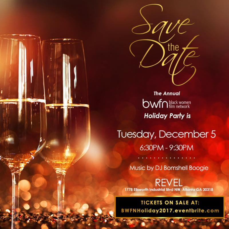 HAVE YOU PURCHASED YOUR TICKET FOR THE BWFN HOLIDAY PARTY?   Don't miss our annual end of year celebration,  Tuesday, December 5, 6:30PM at REVEL  Tickets on sale at BWFNHoliday2017.eventbrite.com
