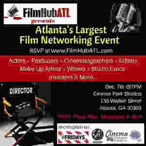 Film Networking Event 2017: Meet Over 350 Atlanta Film People
