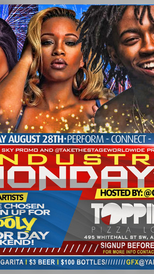 Next Up Concert Series Monday August 28th