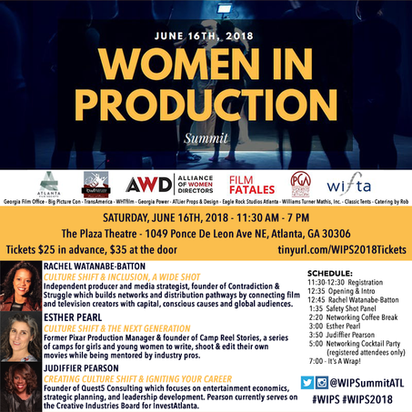 3rd Annual Women In Production Summit