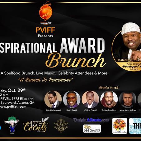 Film Festival Celebrity Brunch Exclusive Invite