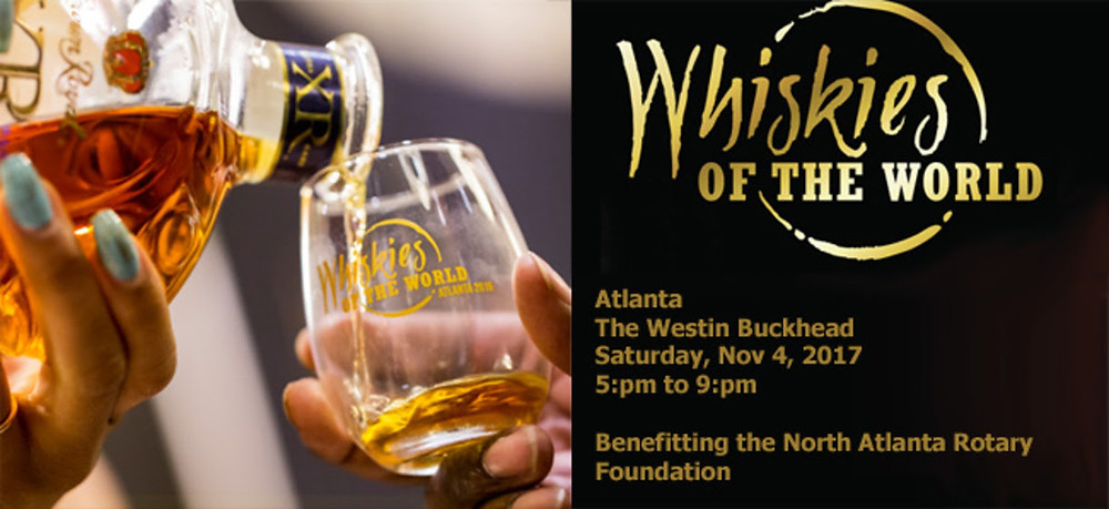 Check out Whiskies of the World this Saturday!