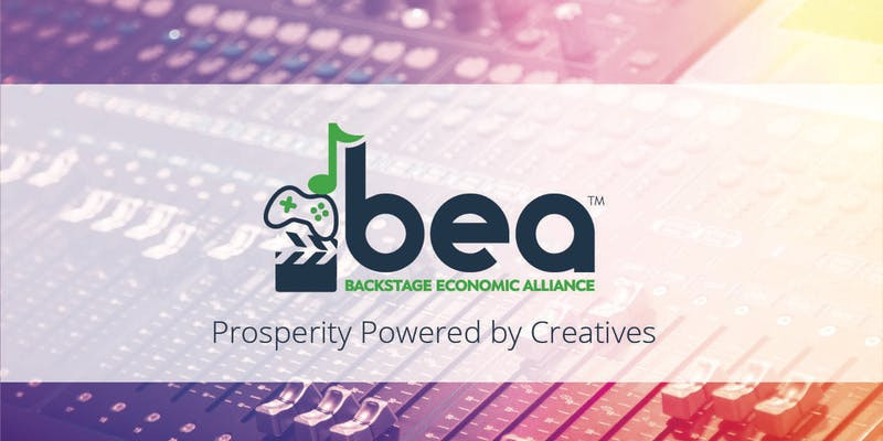 Backstage Economic Alliance Monthly Meet-Up: April