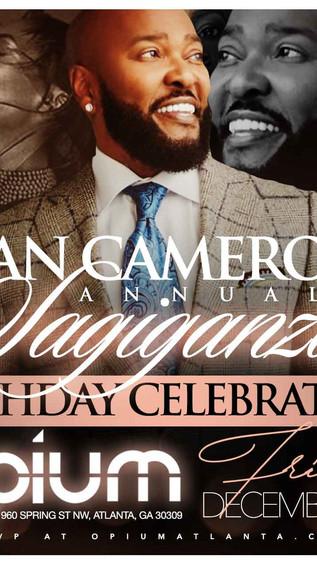 RSVP for Ryan Cameron's Birthday Celebration This Friday Night at OPIUM
