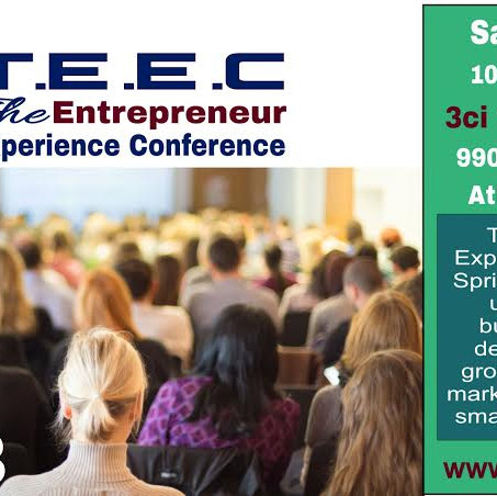 Schedule: Entrepreneur Experience Conference Next Year