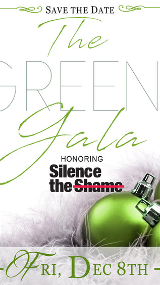Theory Communications & MC Media Works Host The Green Gala Honoring Silence the Shame