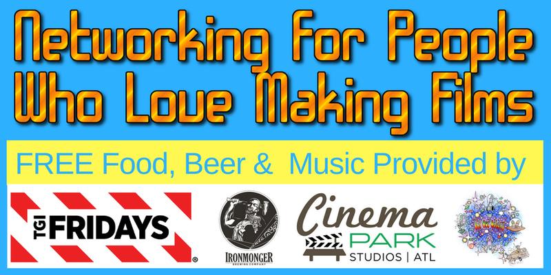 Dec 7th Film Networking Event 2017: Meet Over 350 Atlanta Film People