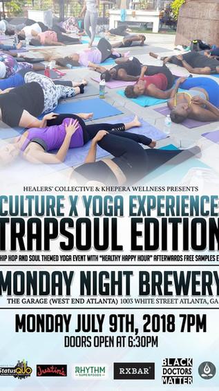 Culture x Yoga: TrapSoul Edition