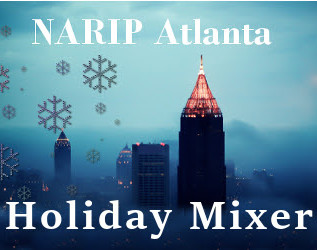 NEXT WEEK: NARIP Holiday Mixer @ Smith's in ATL Dec 18, Submit Music NOW - FREE -w- RSVP