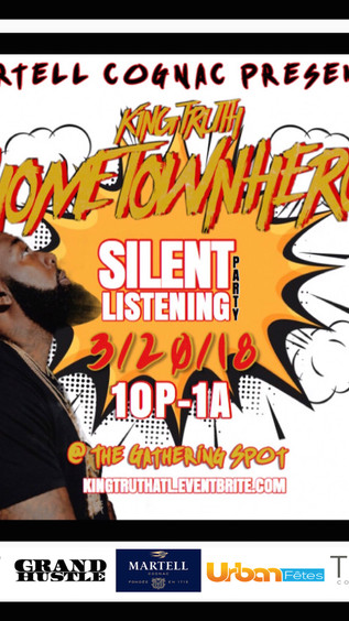 Trae Tha Truth Silent Listening Party