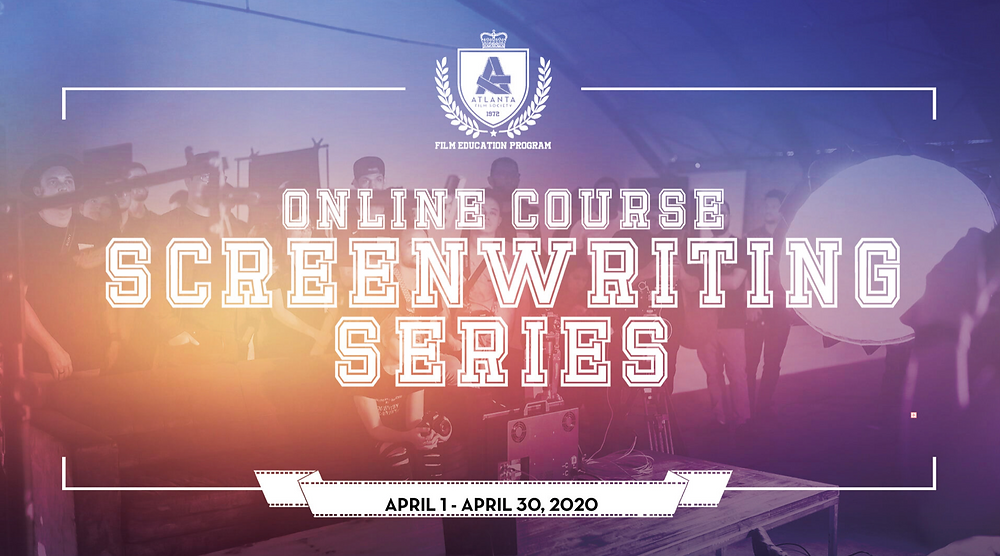 THE SCREENWRITING SERIES WITH KATHY BERARDI (ONLINE COURSE)