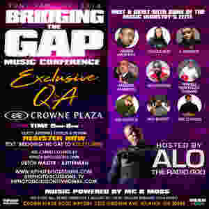 """Jan 7th Bridging The Gap Music Conference (To Register Text """"Bridging The Gap"""" to (470) 771-0890)"""