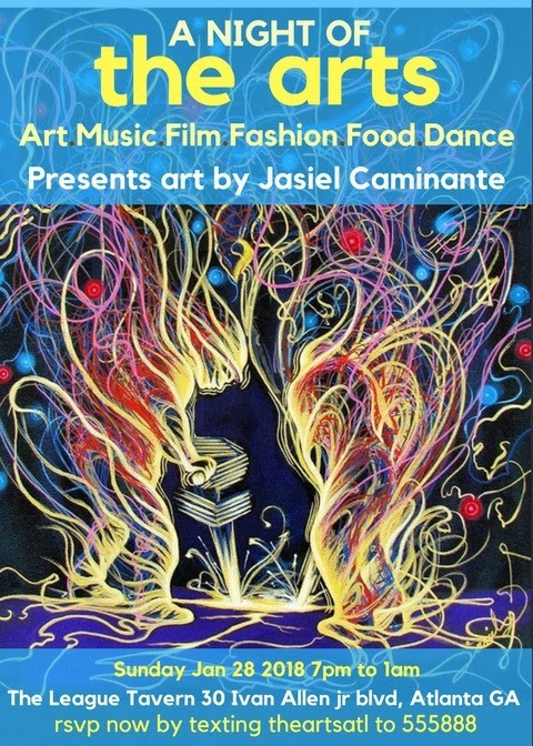 Exclusive Art, Film and Fashion Event This Sunday