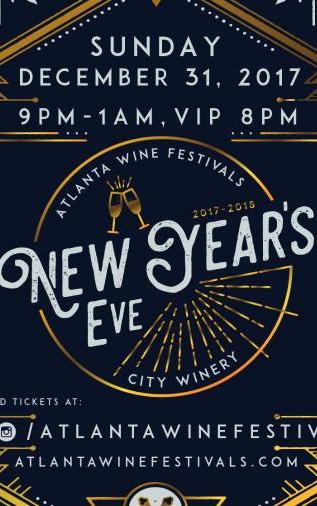 Atlanta Wine Festivals New Years Eve