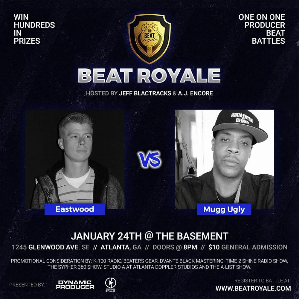 BEAT Royale ATL - Jan 24, 2018